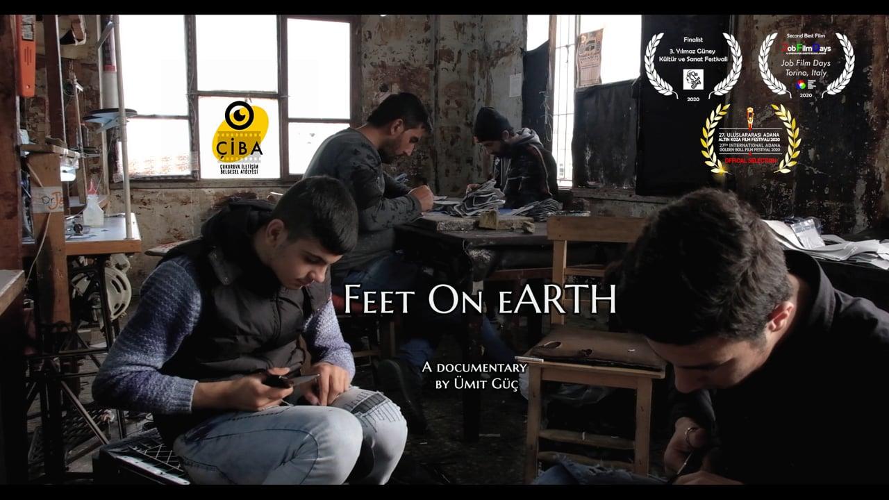 Yeryüzü Ayakları